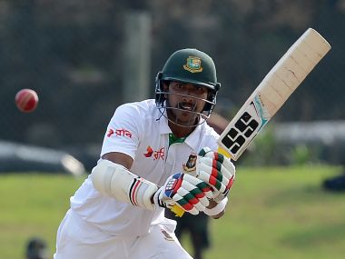 Sri Lanka vs Bangladesh, 1st Test, Day 4: Soumya Sarkars fifty, early Stumps keep visitors hopes of a draw alive