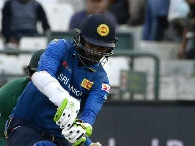 File photo of Sri Lanka captain Upul Tharanga. AFP