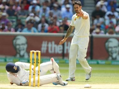 India vs Australia: Frustrated Virat Kohli is letting emotions get better of him, says Mitchell Johnson