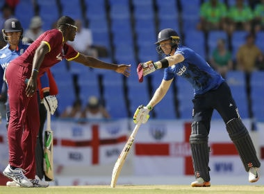 West Indies vs England post