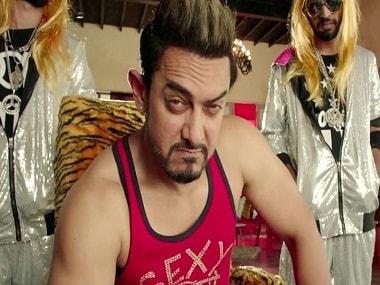 Aamir Khan in a still from Secret Superstar. YouTube