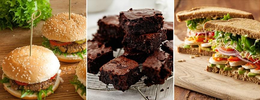 Divine food: This Chennai temple serves burgers, brownies and salad as prasad