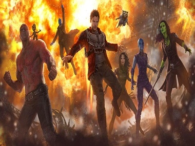 A still from Guardians of the Galaxy Vol. 2. Twitter
