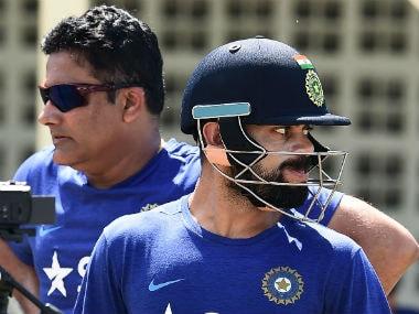 India vs Australia: Virat Kohli, Anil Kumble face accusations of misbehaviour during Bengaluru Test