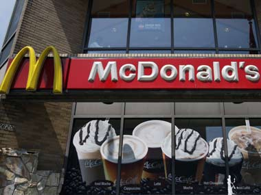McDonalds says app, website dont store financial data after blogger claims company leaks data