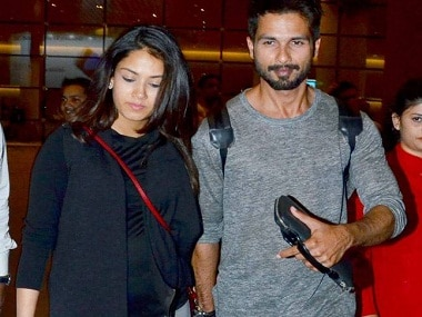 Shahid Kapoor defends Mira Rajputs comments on feminism: She was speaking from a positive space