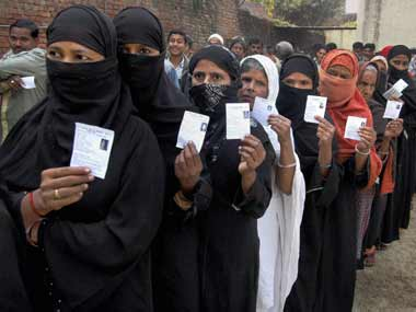 UP election 2017: Muslim vote got split between SP and BSP, says survey; advantage BJP?