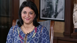 Watch: Priya Dutt talks politics, ambition and lineage in the latest episode of First Lady