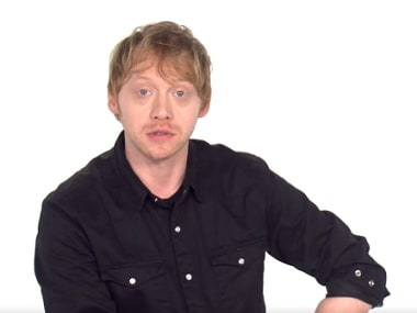Watch: Rupert Grint makes Ed Sheerans Shape of You sound like poetry