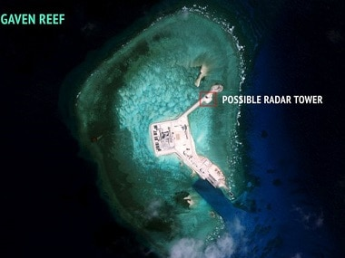 China denies existence of man-made islands in South China Sea, says building work for civilian purposes