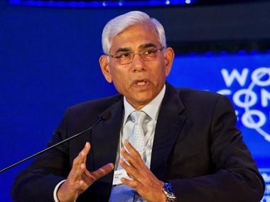 File photo of COA chief Vinod Rai