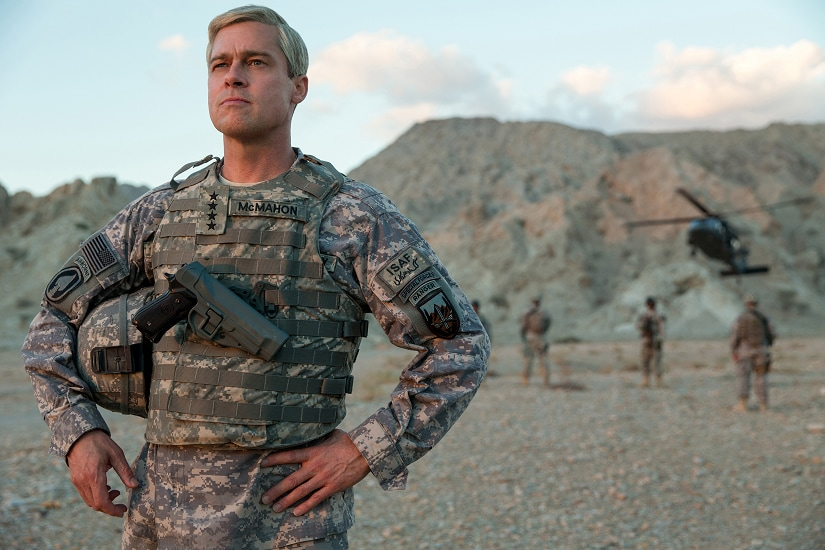 Director David Michod on War Machine: Im drawn to stories about men in the battlefield
