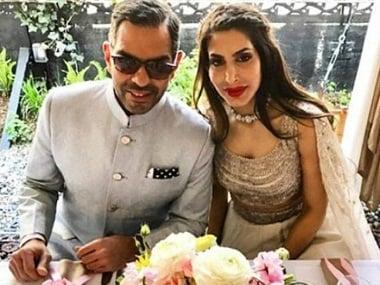 Sunjay Kapur, Priya Sachdev host grand wedding reception in New York: See photos