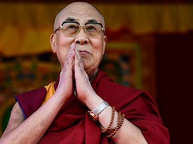 File image of Dalai Lama. AFP
