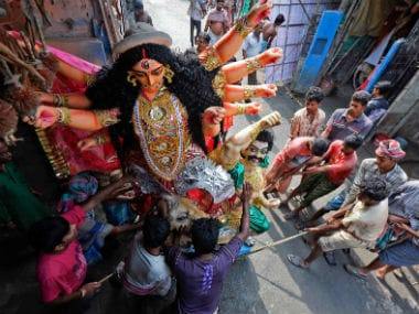 Durga idol immersion row: West Bengal govt to allow visarjan on Muharram only if situation found fit