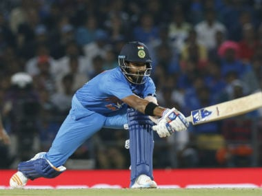 KL Rahul has failed to cement his place in India's ODI squad. AP