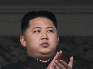 Kim Jong-un. AP