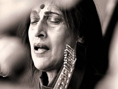 Kishori Amonkar (1931-2017): Sought after as guru, Tai remained a devoted student of music