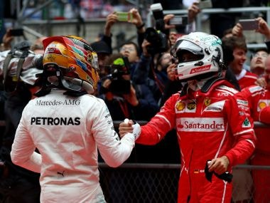 Firstpost Pole Position: Discussing Lewis Hamilton's Chinese GP win, Mercedes-Ferrari rivalry and more