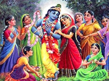 Lord Krishna. Pic:Instablogs.com