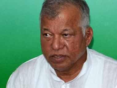 Goa Congress chief Luizinho Faleiro.