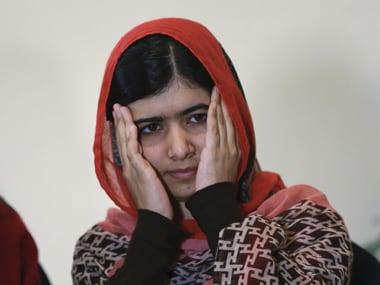 Malala Yousafzai. Image from Reuters