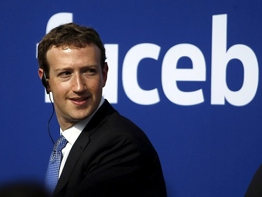 Mark Zuckerberg. Image: Reuters