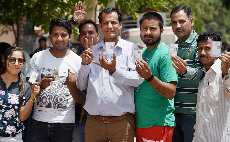 elections to two wards in Delhi have been postponed due to the death of two candidates, an official said on Monday. The two wards are Maujpur in East Delhi and Sarai Pipal in North Delhi. Both candidates belonged to the Samajwadi Party. PTI