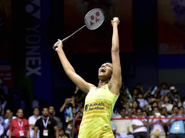 PV SIndhu has come leaps and bounds since Rio Olympics. PTI
