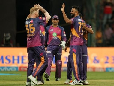 File photo of Rising Pune Supergiant. Sportzpics