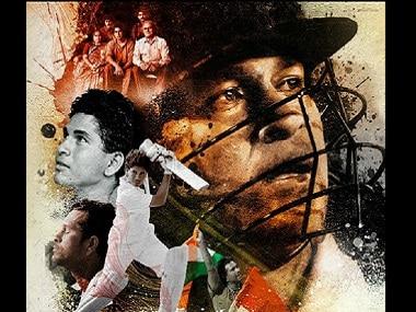 Film poster - Sachin: A billion deams
