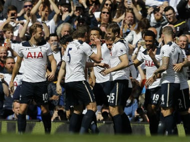 Premier League: Tottenham Hotspur thrash Bournemouth to close gap on leaders Chelsea; Everton move to 5th