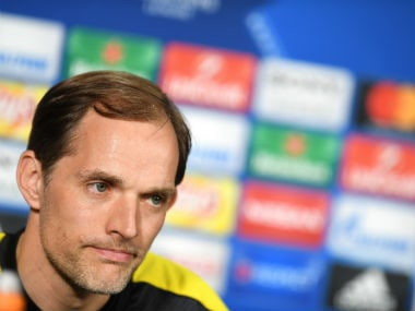 Thomas Tuchel was disappointed with . AFP