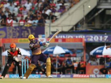 Robin Uthappa smacks a quickfire 77 to register KKR's third win of the tournament. Sportzpics