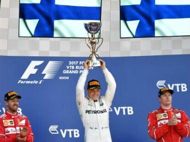 Valtteri Bottas has been in a good form. AFP