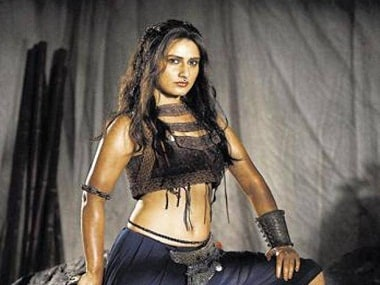Fatima Sana Shaikh's rumoured look test for Thugs of Hindostan. Twitter