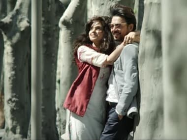 Saba Qamar and Irrfan Khan in a still from Hindi Medium. YouTube