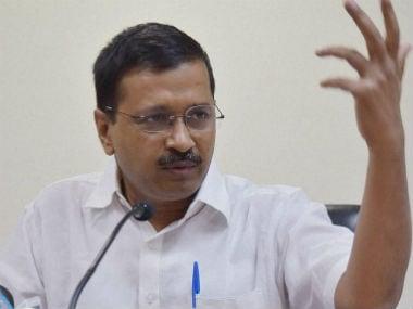Arvind Kejriwal file image. Getty Images