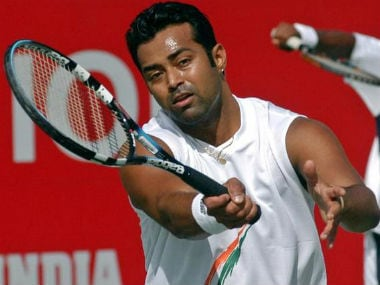 Doubles pair Leander Paes and Purav Raja progress into the quarter-finals of St Petersburg Open