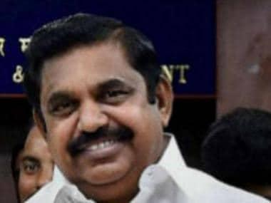 Tamil Nadu CM E Palaniswamy. News18
