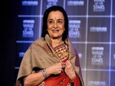 Asha Parekh: Was hurt by Nitin Gadkari saying I 'chased' him for Padma Bhushan recommendation