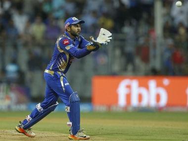 File photo of Mumbai Indians wicketkeeper-batsman Parthiv Patel. Sportzpics