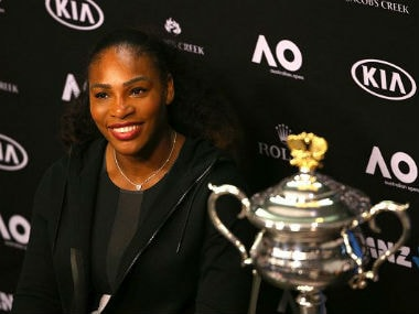 Serena Williams will be less intimidating when she returns to more competitive tour, says Chris Evert