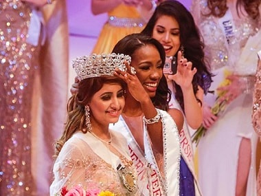 Noida girl Srishti Kaur is crowned Miss Teen Universe: See photos from the pageant here