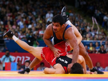File image of Sushil Kumar. Getty Images