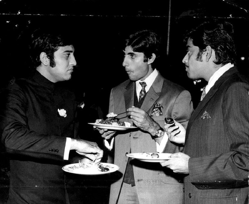 Vinod Khanna, Amitabh Bachchan and the Dostana that almost was
