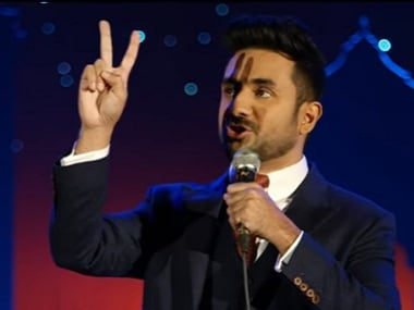 Vir Das signed to play FBI agent in Warner Bros' upcoming comedy drama series Whiskey Cavalier