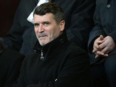 File photo of Roy Keane. AFP