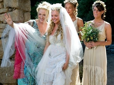 A still Mamma Mia. Image from Facebook