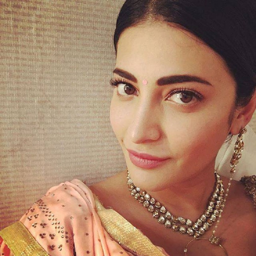 Shruti Haasan talks about opting out of Sangamithra, role in Behen Hogi Teri